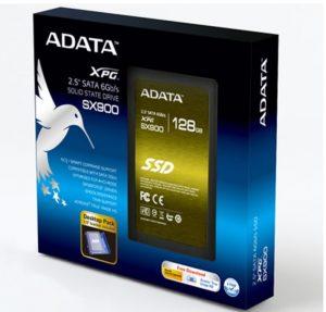 ADATA SX900 パッケージ写真