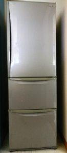 交換前冷蔵庫
