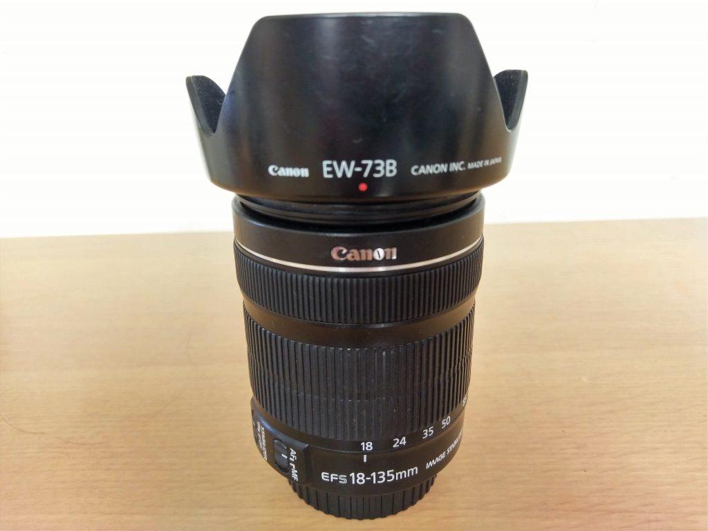 EF-S 18-135 IS STM