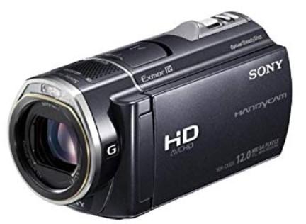 ソニーHDR-CX520V本体