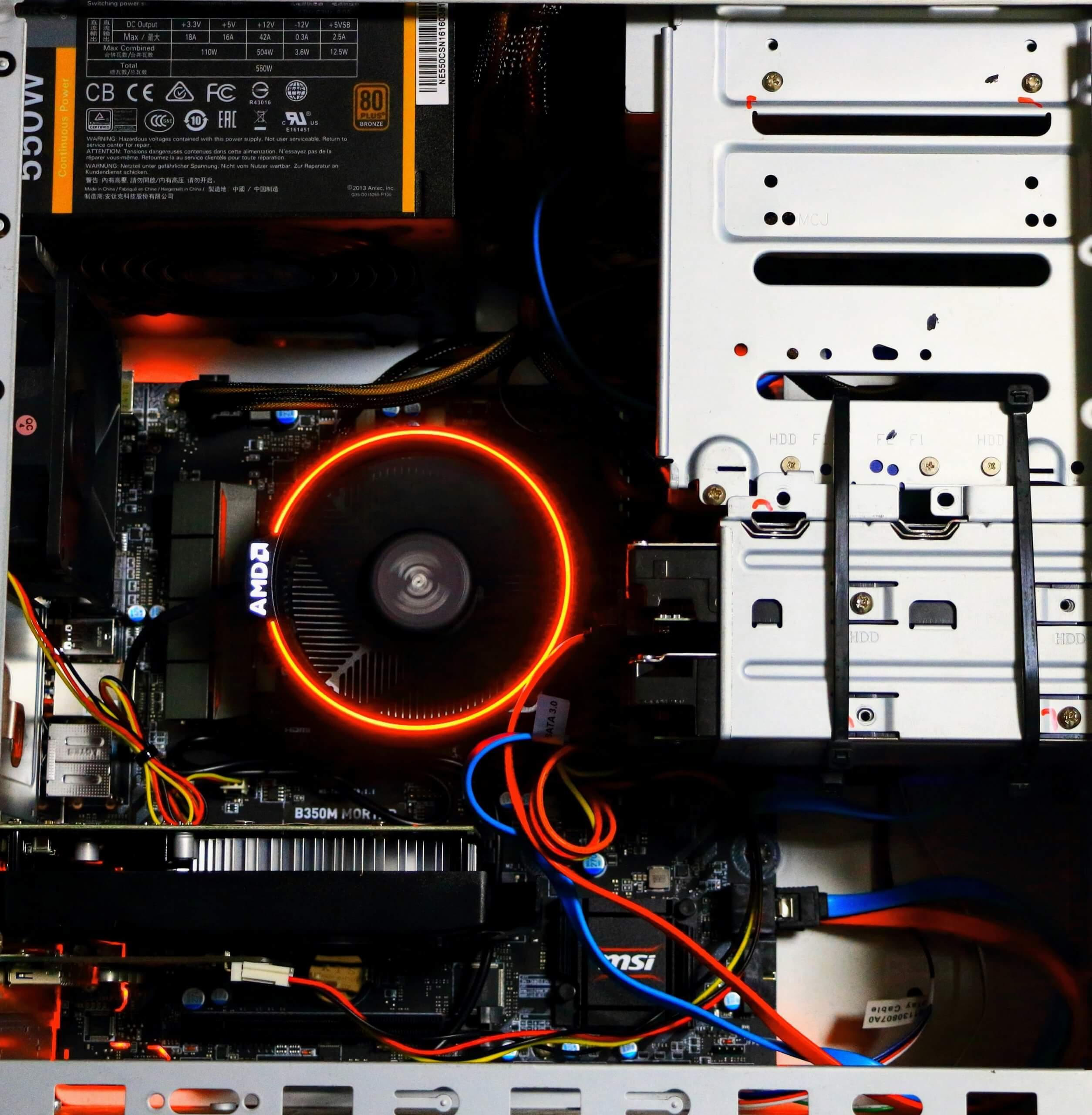 PC内部写真