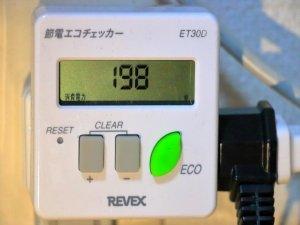 フルパワー解析消費電力