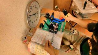第二種電気工事士実技試験練習作業